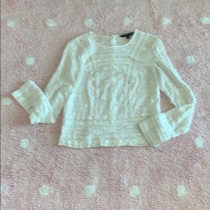 Veronica Beard shirt size M Perfect condition